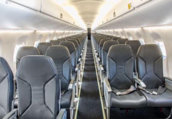Embraer E190 Interior