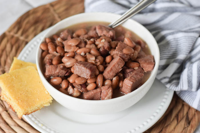 Instant Pot Ham and Beans