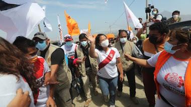 """Keiko Fujimori sobre Martha Chávez: """"Ella ya no pertenece a nuestro partido"""" [ENGAÑOSO]"""