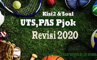 Kisi-Kisi Soal PJOK Kelas 5 K13 Revisi 2020