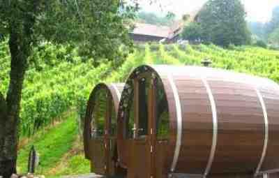 Giant Wine Barrel Room, Germany