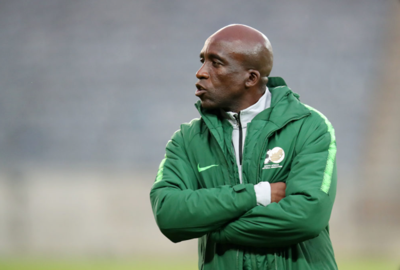 South African coach David Notoane