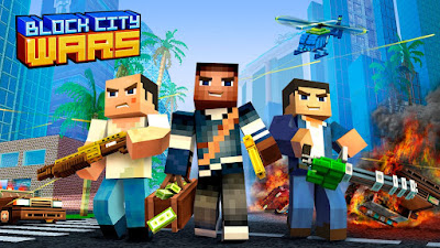 Block City Wars (MOD, Unlimited Money) Apk + Data for Android (paid)