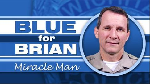 Blue for Brian