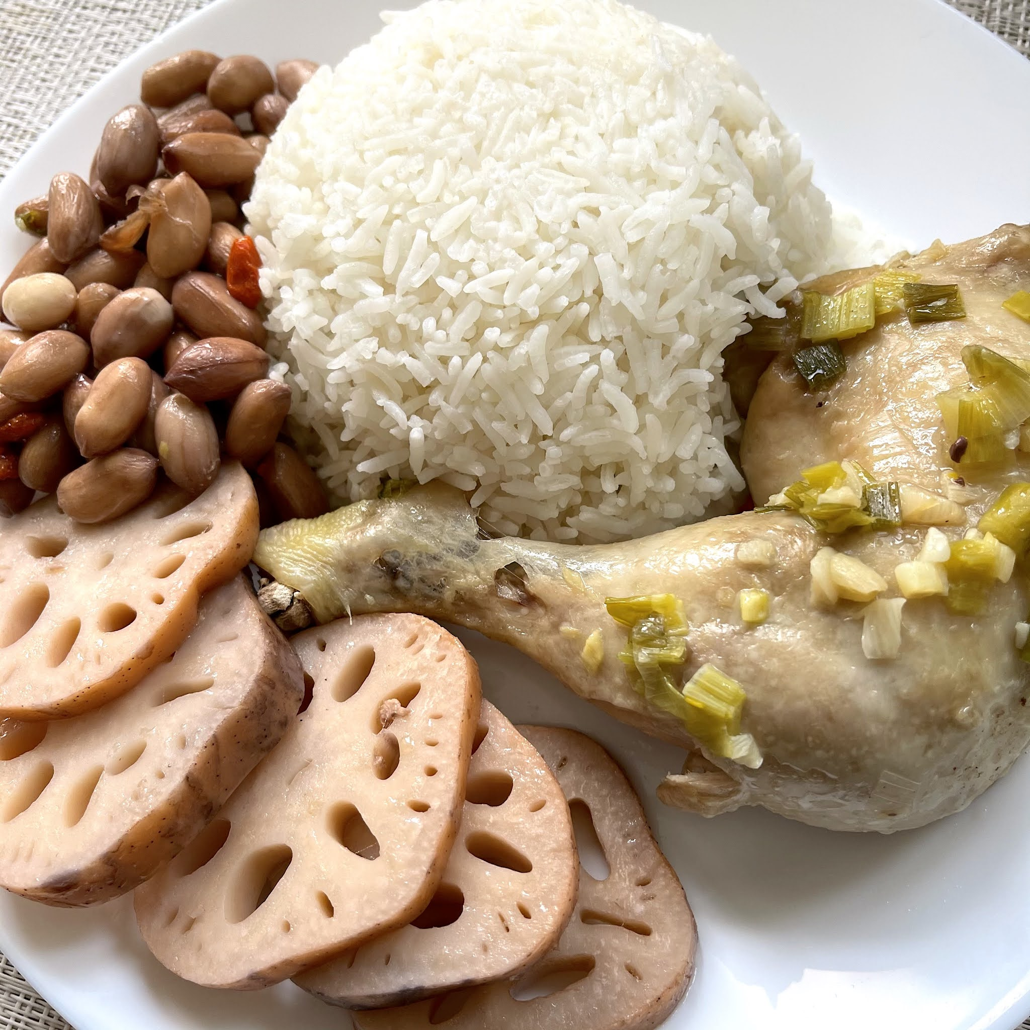 Chinese-Confinement-Recipes-Steamed-Chicken-Leg