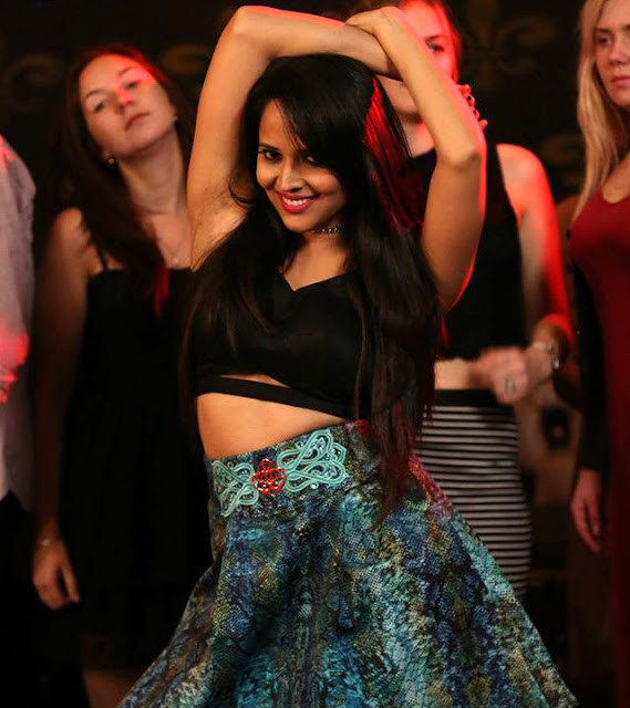 Anasuya Latest Stills from Winner Movie Item Song