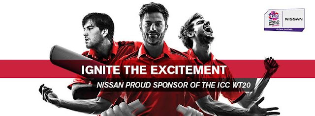 Nissan launches 'Play of the Day' for ICC World Twenty20 2016 Cricket Fans