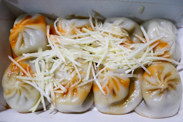 嵐田素食湯包