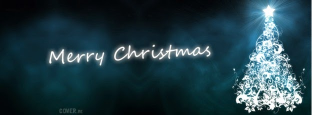 Christmas Tree Facebook timeline cover pic