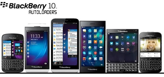 FLASHING BLACKBERRY OS 10