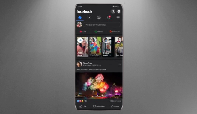 Facebook Dark Mode on Android: Here's How to Enable It