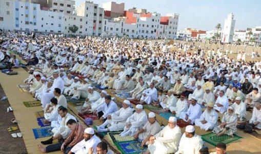 """تكبيرات العيد الأضحى """"أبرز شعائر صلاة العيد"""""""