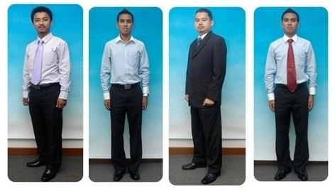 Contoh Pakaian Temuduga Kerajaan & Swasta