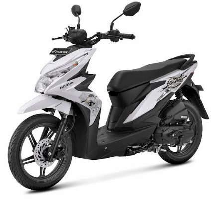 Honda-BeAT-Street-White-2017