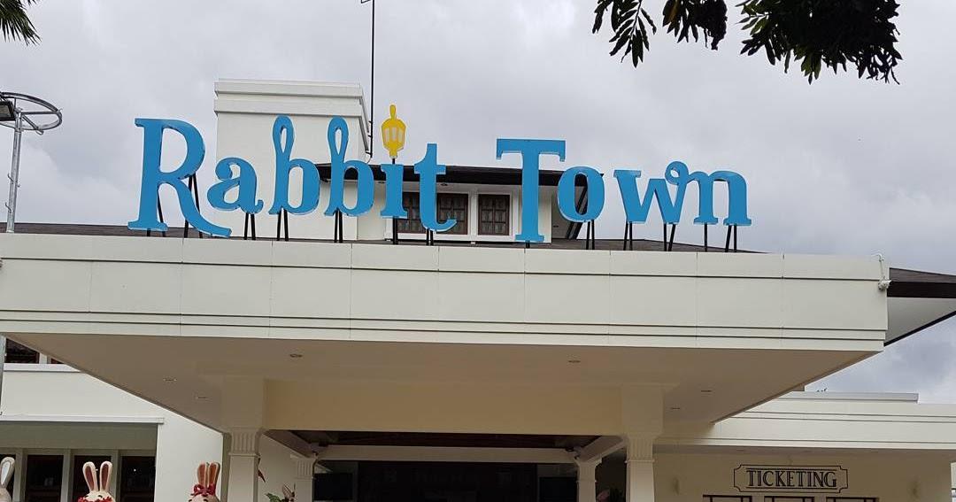 Lokasi Dan Harga Tiket Masuk Rabbit Town Bandung Cocok Buat Liburan