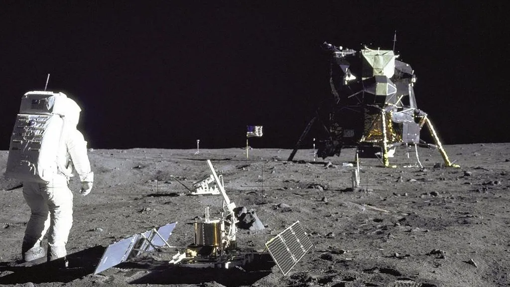 NASA presenta reglas internacionales de exploración lunar
