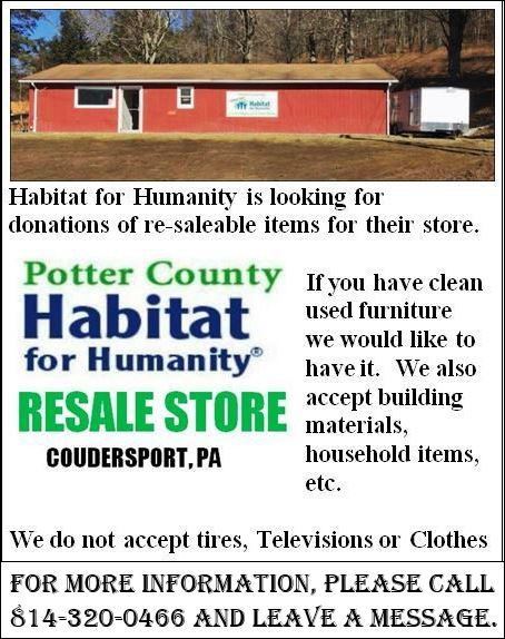 Donations Wanted For Habitat Resale Store