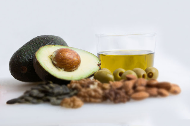 avocado seed and olive oil