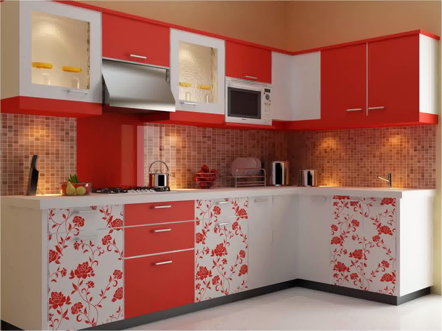Corak Kabinet Dapur Terkini Desainrumahid