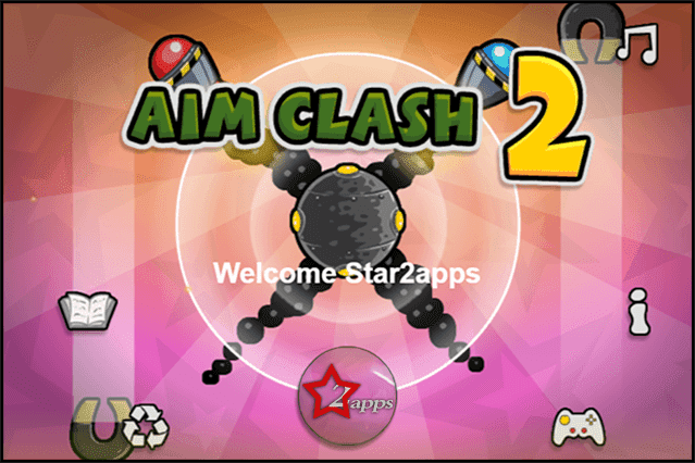 Aim Clash 2 online Games Play Star2apps