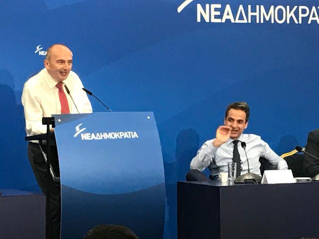 Δημήτρης Κρανιάς: Διχαστική και ταξική η στρατηγική του ΣΥΡΙΖΑ - Να αναθεωρήσουμε τους κανόνες της αστικής μας ευγένειας