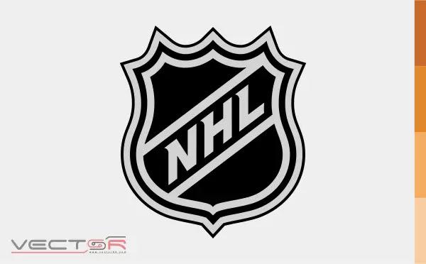 NHL (National Hockey League) (2005) Logo - Download Vector File AI (Adobe Illustrator)