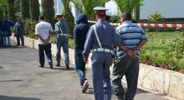 عاجل : تفكيك عصابة إجرامية خطيرة ضواحي أكادير بعد إقتحامها لمنزل تاجر مخدرات معتقل وسرقة محتوياته