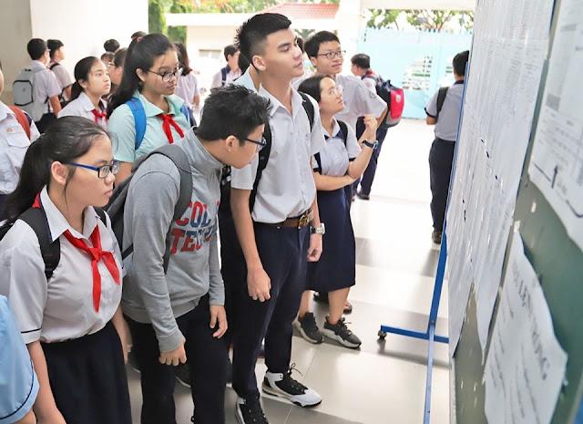Hàng chục trường họp rớt thành đậu lớp 10: Sở GDĐT TPHCM du di con em trong nghành?