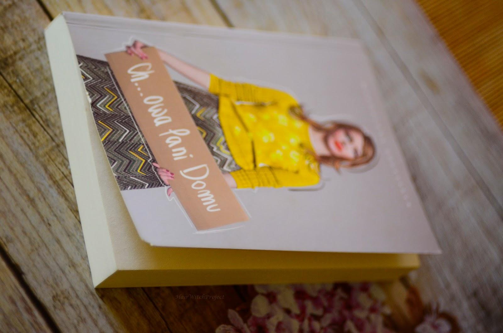 ch...owa pani domu | książka | recenzja