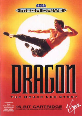 Rom de Dragon: The Bruce Lee Story - Mega Drive - PT-BR