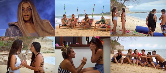 Brigas estremecem fortes laços de amizades no penúltimo episódio inédito do 'De Férias com o Ex Brasil: Celebs'