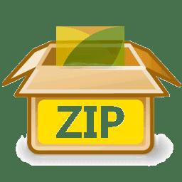 تحميل أفضل برنامج ضغط وفك الملفات PeaZip Portable