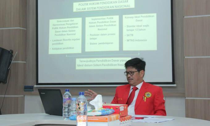 Ketua Dewan Pendidikan: IYL-Cakka Memang Konsisten Majukan Pendidikan
