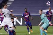 Liga Champions Barcelona vs Bayern: Neuer Iba Ter Stegen Kemasukan 8 Gol