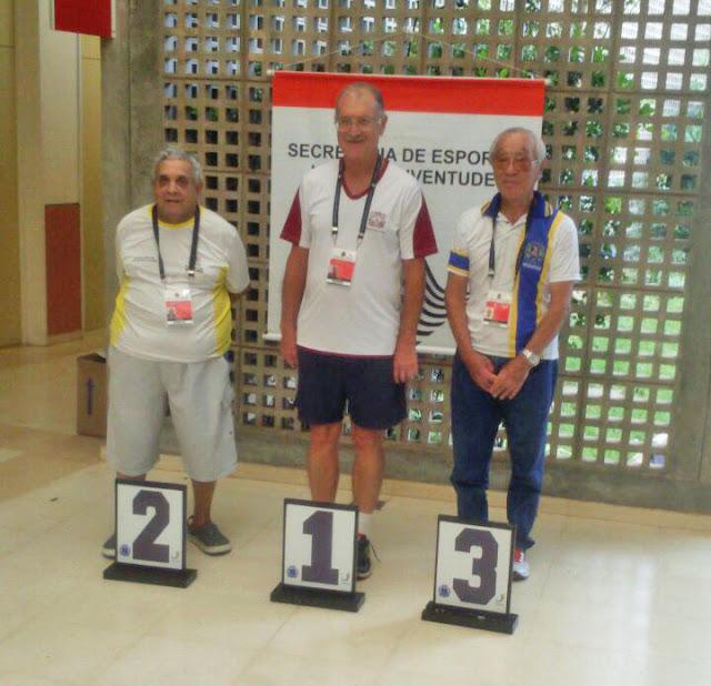 Registro-SP encerra participação nos Jogos Regionais dos Idosos em 21º lugar