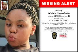 Keaisha Hayes-Prater went kissing from Columbus, Ohio in 2019 with barely any media coverage   Momma Loves True Crime