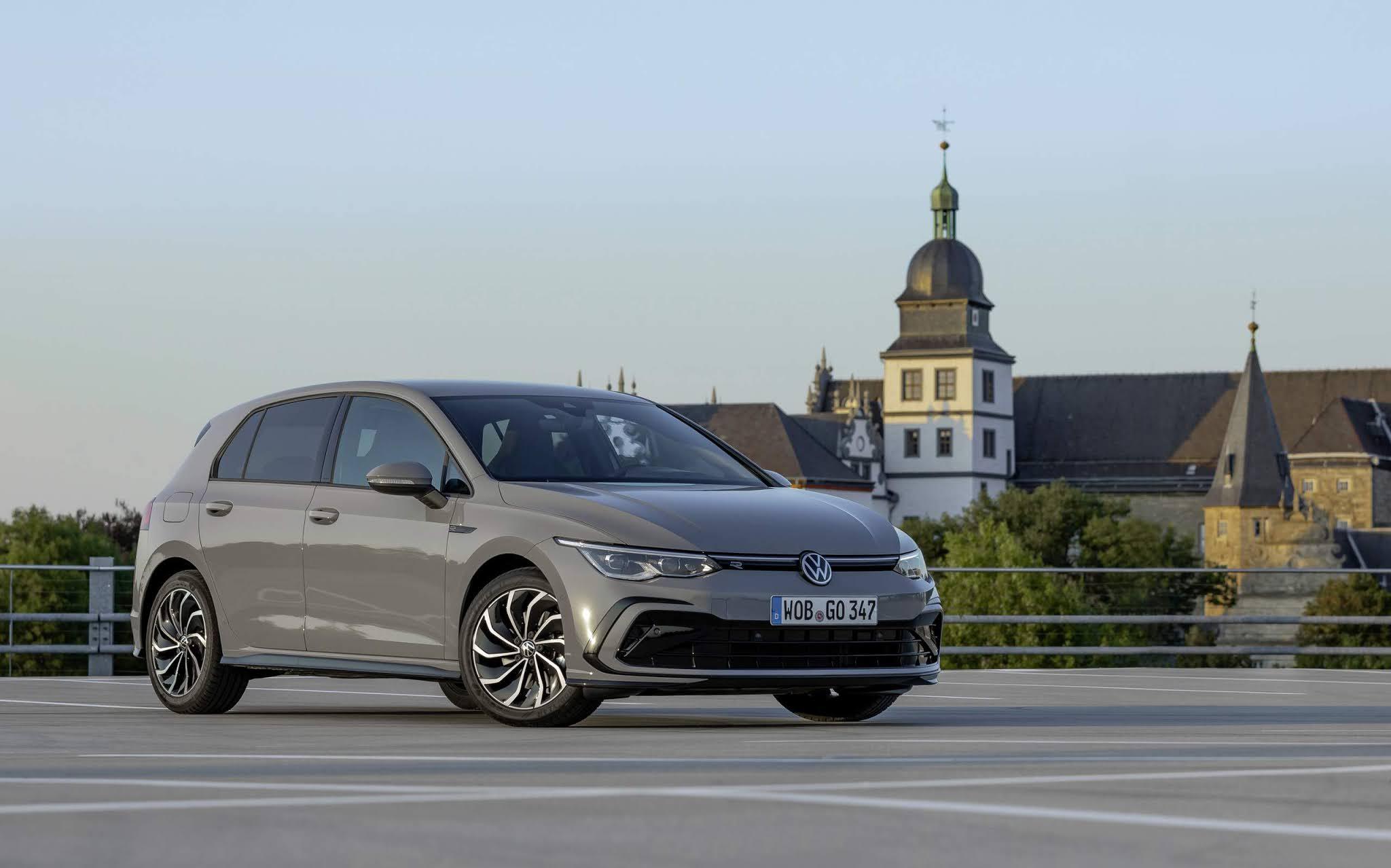 VW Golf é vice-líder de vendas em novembro - Bósnia