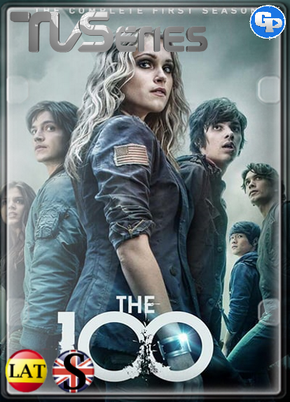 The 100 (Temporada 1) HD 720P LATINO/INGLES