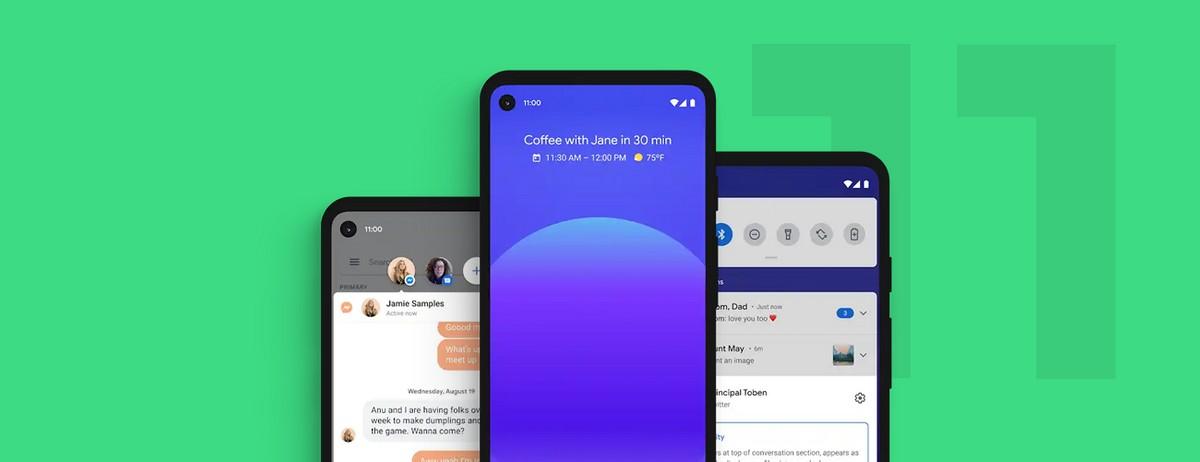 Elenco smartphone aggiornabili ad Android 11