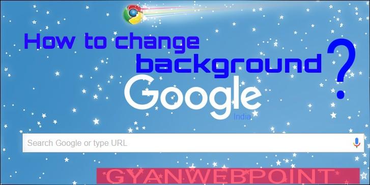 google chrome browser ka background themes kaise change kare