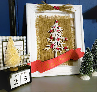 donna gets crafty christmas in july burlap picture