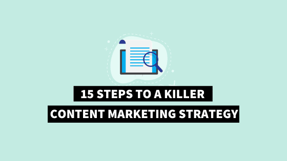 Plan a content marketing strategy