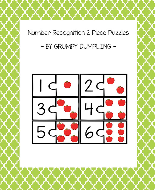 https://www.teacherspayteachers.com/Product/Number-Recognition-2-Piece-Puzzles-1788906