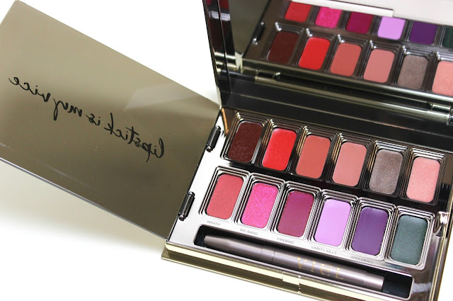 Urban Decay Junkie Vice Lipstick Palette Review