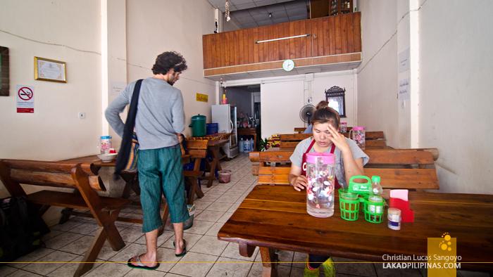 Phee-Bon Noodle Shop Pai Thailand