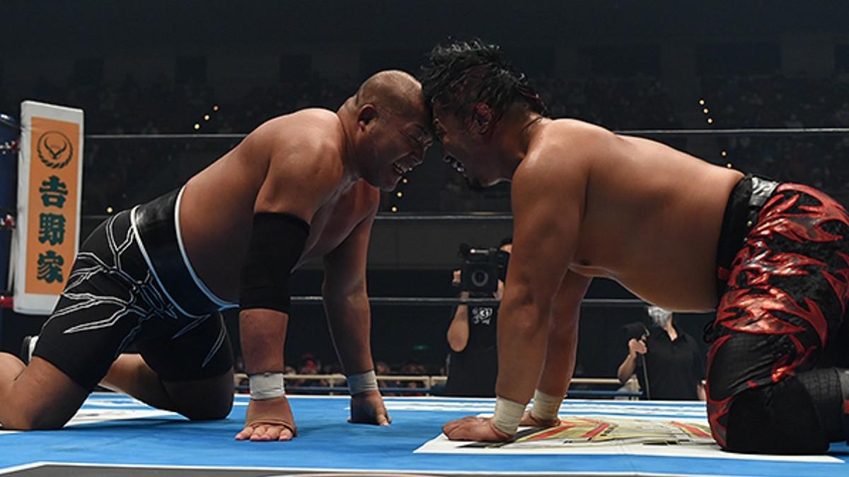 Shingo Takagi vs. Tomohiro Ishii recebeu 5.5 estrelas de Dave Meltzer