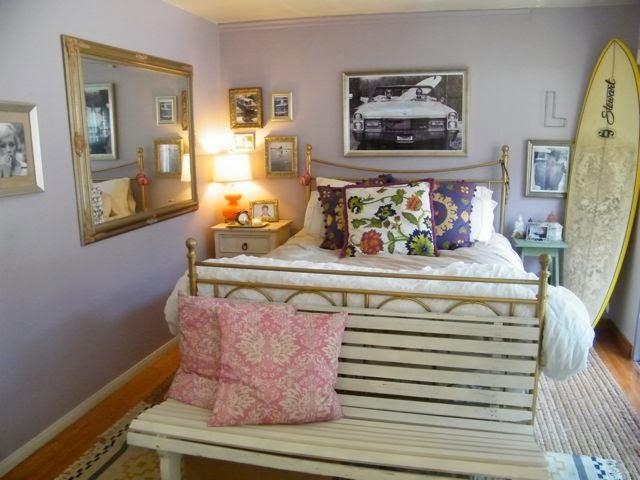 Ashleys Beachy Shabby Chic Studio Apartment