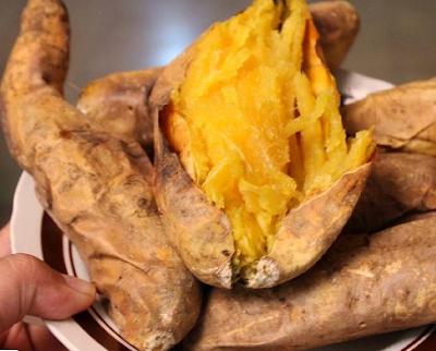 Ubi jalar dan kentang
