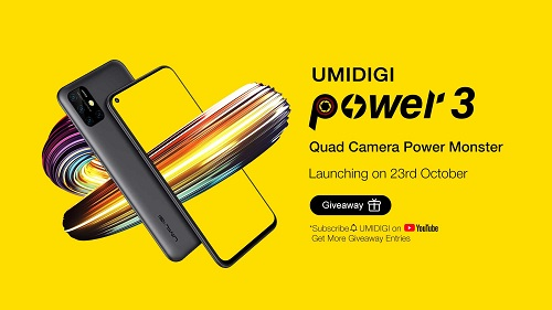 See UMIDIGI Power 3 – New Notchless iPhone with Quad Camera Big Battery