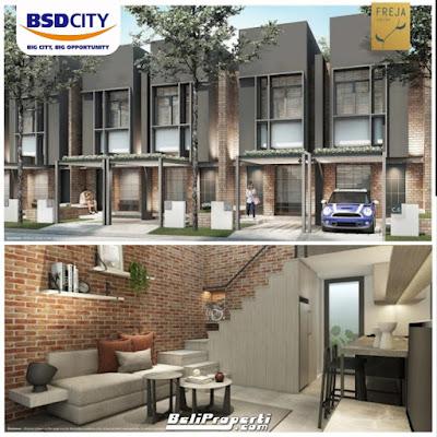freja house bsd city